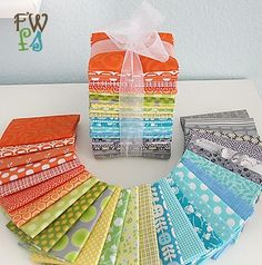 Fat Quarter Bundles & Quilting Fabric Bundles | Fort Worth Fabric Studio