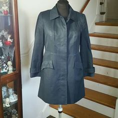 Jacket by Ann Taylor Jacket by Ann Taylor NOT PART OF SALE we are a pet and smoking home Location 24 Ann Taylor Jackets & Coats