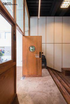 Cafe Interior, Room Interior, Interior Design, Shop Interiors, Office Interiors, Door Design, Wall Design, Wood Cafe, Cafe Concept