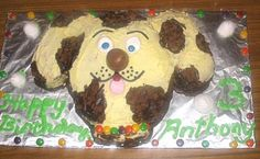 dog cakes easy - Google Search