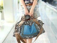 Hot Women Hobo Satchel Fashion Tote Messenger Leather Purse Shoulder Handbag Bag for sale online Fashion 60s, Ethnic Fashion, Vintage Fashion, Womens Fashion, Fashion Online, Style Fashion, Fashion Sale, China Fashion, Fashion Boots