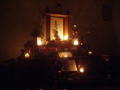 #Buddhist Altar