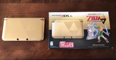 OOP Nintendo 3DS XL Zelda: A Link Between Worlds Edition Console (USED, GREAT): $114.99 (0 Bids) End Date: Friday Dec-15-2017 7:48:56 PST…