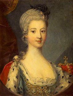 Princess Louisa of Stolberg (1753–1824), Wife of Prince Charles Edward Stuart
