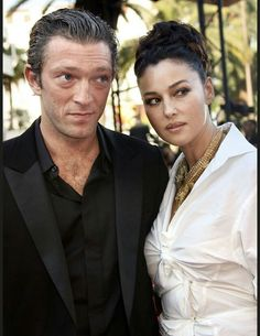 Vincent Cassel & Monica Bellucci - 2006 💚
