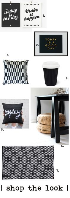 shop the Scandinavian look with Down that little lane | style life home blog |