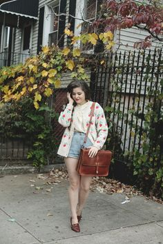strawberry sweater - Noelles Favorite Things