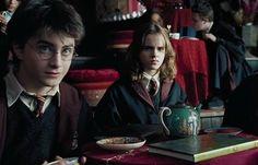 Harry Potter and the Prisoner of Azkaban : Harry Potter, Hermione Granger