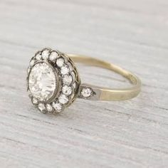 antique victorian rings - Google Search