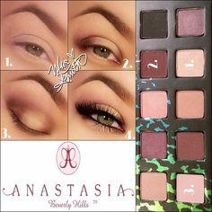 Anastasia Beverly Hills Catwalk Palette Pictorial