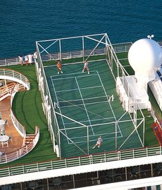 cruise vacation onboard activitiesaction