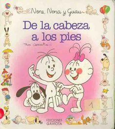 1_NENE, NENA Y GUAU:DE LA CABEZA A LOS PIES - Vane sa - Álbumes web de Picasa