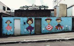 A brincadeira de carnaval foi essa.  Na rua Uruguai em Chapecó SC  Valeu a todos que acompanham e curtem.