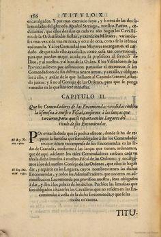 Regla y establecimientos de la Orden y Caballeria del glorioso apostol Santiago, patron de las espanas...