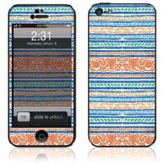 Boho Bright iPhone 5 Skin and Case 14.95
