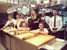 Maria's Instagram: Another special culinary experience. Thank you Belcanto.  #RollMeOutOfPortugal