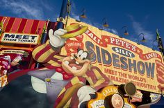 Story Book Circus Opens at WDW Fantasyland !   selling tourist info site
