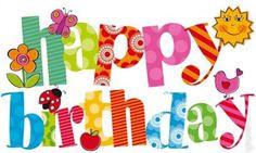 happy birthday clip art happy birthday wishes clip art free rh pinterest com Animated Birthday Clip Art Free Download Happy Anniversary Free Clip Art