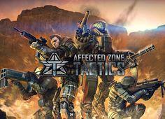 Affected Zone Tactics darmowa gra MMO z nastawieniem na taktyczne pojedynki PVP, rozgrywane w systemie turowym.