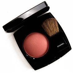 Chanel Burnt Coral (390) Joues Contraste Blush Review, Photos, Swatches