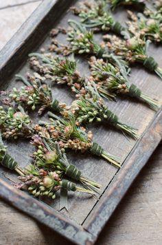 Mini protea. Photography by theweaverhouse.com, Floral Design by bashplease.com