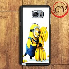 Minion Despicable Me Samsung Galaxy Note 7 Case