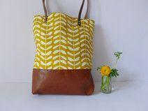 Tasche Canvas Etsy, Vintage, Tote Bag, Bags, Shopping, Fashion, Handmade, Taschen, Handbags