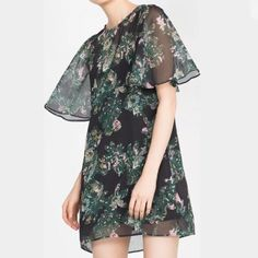 Zara Babydoll Dress