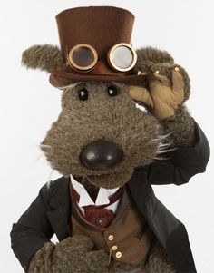 Ruffus The Dog is planning a Steampunk Adventure! http://www.steampunkcanada.ca/apps/blog/show/32241726-ruffus-the-dog