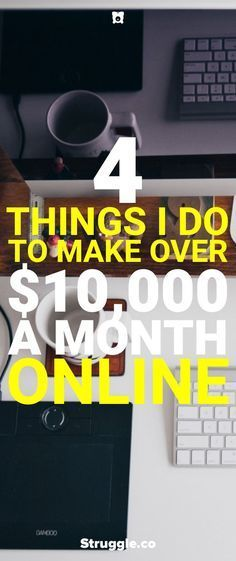 Tips to make money blogging