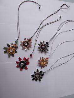 Nespresso capsules Necklaces