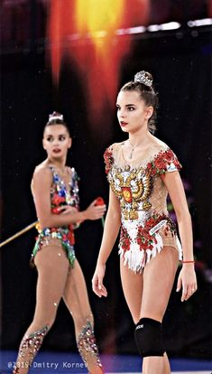 Gymnastics Training, European Championships, Rhythmic Gymnastics, Anastasia, Diana, Twins, Wonder Woman, Costumes, Superhero