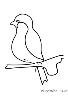 Animal Line Drawings, Simple Line Drawings, Easy Drawings, Rock Crafts, Wire Crafts, Doodles, Cute Quilts, Doodle Coloring, Diy Jewelry Inspiration