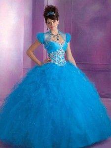 Suknie balowe Serduszko do podłogi Tiul Sukienki studniówkowe #QD029