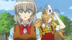 "Wikipedia tells me the target demographic for Good Luck Girl! Aka ""This Damn God of Poverty!"" in Japanese) is a Shonen. Otaku, Good Luck Girl, Best Anime Shows, Deities, Manga Art, All Art, Favorite Tv Shows, Illustration, Intp"