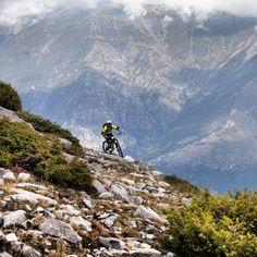 Santa Cruz Bikes @ Col de Fourches