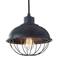 Urban Renewal Pendant by Feiss