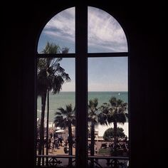 Monday. #Cannes2013  (at InterContinental Carlton Cannes) by Eug