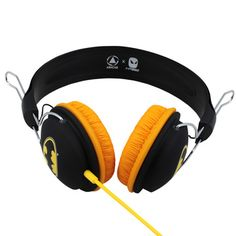 Batman Headphones now featured on Fab.