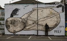 These Moving Street Art GIFs Are Everything We Ever Wanted... In A GIF | Huffington Post
