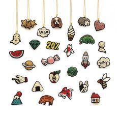 beads jewelry by Moko Kobayashi