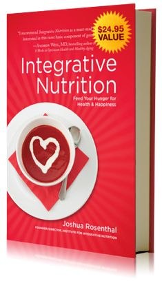 Get started with your FREE Nutrition book: