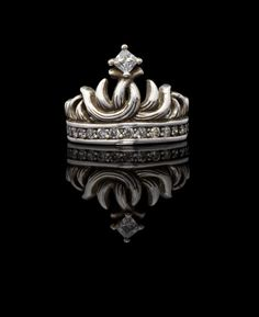 Lucifer's Crown Ring