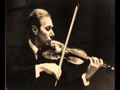 Tchaikovsky Violin Concerto played by David Nadien with the Seattle Yout...