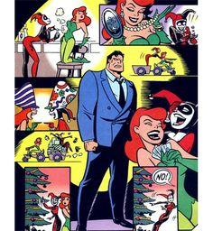 Comic book sleeve idea