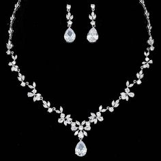 (SponsoredPost) Affordable Elegance Bridal offers tons of of the newest earring styles for the bride, her bridesmaids, the mom of the bride, quinceanera, pageant and prom. We have all kinds of styles in silver, rhodium, gold and rose gold plating. Prom Jewelry, Bridesmaid Jewelry Sets, Wedding Jewelry Sets, Wedding Earrings, Boho Jewelry, Jewelry Necklaces, Fashion Jewelry, Silver Jewelry, Silver Rings