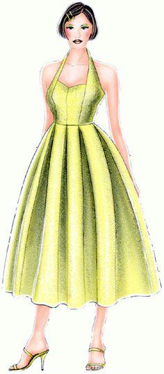 75 besten DIY Sew-Näh-Dresses-Maxi-Kleider Bilder auf Pinterest in ...