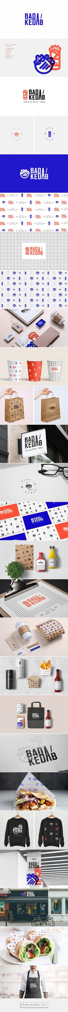 BABA KEBAB Restaurant Branding by Lina Bassiouny | Fivestar Branding Agency – Design and Branding Agency & Curated Inspiration Gallery #restaurant #restaurantbranding #branding #brand #design #foodpackaging #packaging #designinspiration #brandinginspiration