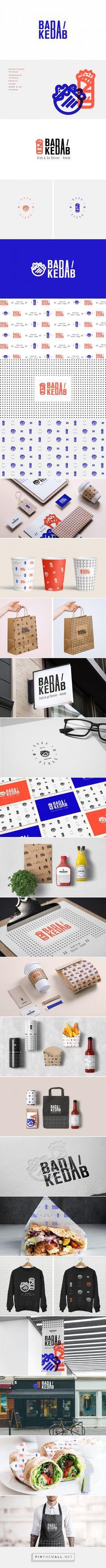 BABA KEBAB Restaurant Branding by Lina Bassiouny | Fivestar Branding Agency – Design and Branding Agency & Curated Inspiration Gallery #restaurant #restaurantbranding #branding #brand #design #foodpackaging #packaging #designinspiration #brandinginspiration