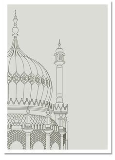 The Royal Pavilion - Brighton